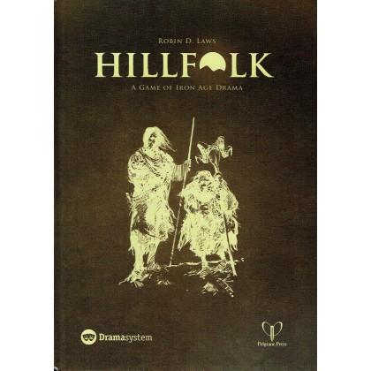 Hillfolk - A Game of Iron Age Drama (jdr Dramasystem en VO) 001
