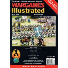 Wargames Illustrated N° 222 (The World's Foremost Wargames Magazine)