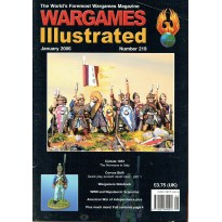 Wargames Illustrated N° 219 (The World's Foremost Wargames Magazine) 002