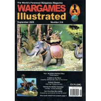 Wargames Illustrated N° 216 (The World's Foremost Wargames Magazine)