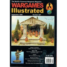 Wargames Illustrated N° 227 (The World's Foremost Wargames Magazine)
