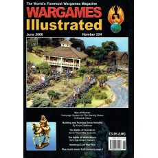 Wargames Illustrated N° 224 (The World's Foremost Wargames Magazine)