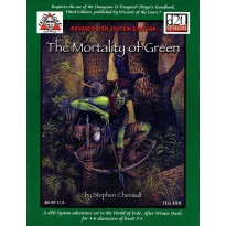 The Mortality of Green (d20 System /D&D 3 en VO) 002