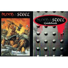 Blood & Steel - Guidebook & Ecran (jdr Role Aids / AD&D 1 & 2 en VO)