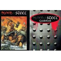 Blood & Steel - Guidebook & Ecran (jdr Role Aids / AD&D 1 & 2 en VO)