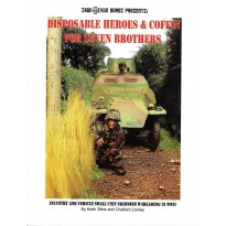 Disposal Heroes & Coffin for Seven Brothers (règle figurines WW2 en VO)