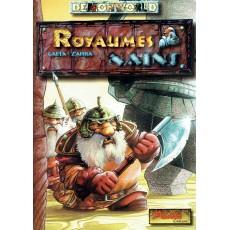 Royaumes nains (jeu de figurines fantastiques Demonworld en VF)