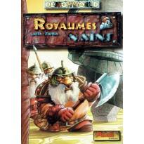 Royaumes nains (jeu de figurines fantastiques Demonworld en VF) 001