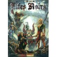Elfes Noirs (jeu de figurines fantastiques Demonworld en VF) 001