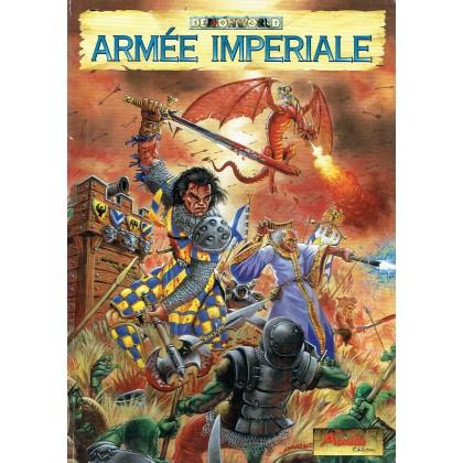 Armée impériale (jeu de figurines fantastiques Demonworld en VF) 001