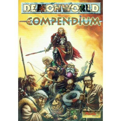 Demonworld Compendium (jeu de figurines fantastiques en VF) 001