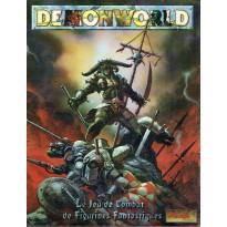 Demonworld - Boîte de jeu 3ème édition (jeu de figurines fantastiques en VF)