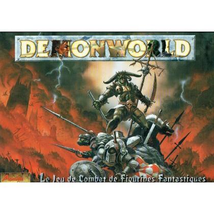 Demonworld - Boîte de jeu 2ème édition (jeu de figurines fantastiques en VF) 001