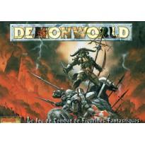 Demonworld - Boîte de jeu 2ème édition (jeu de figurines fantastiques en VF)