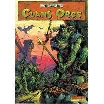 Clans Orcs (jeu de figurines fantastiques Demonworld en VF)