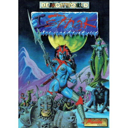 Isthak (jeu de figurines fantastiques Demonworld en VF) 001