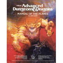 Manual of the Planes (jdr AD&D 1ère édition en VO)