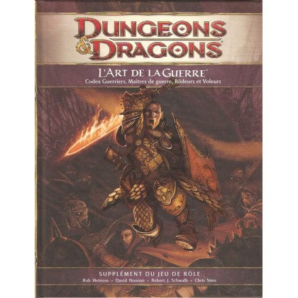 L'Art de la Guerre (jdr Dungeons & Dragons 4) 003
