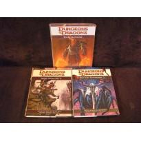 Lot Guide du Maître 2 + Ecran du Maître + Bestiaire 3 (jdr D&D 4)