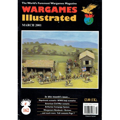 Wargames Illustrated N° 162 (The World's Foremost Wargames Magazine) 001