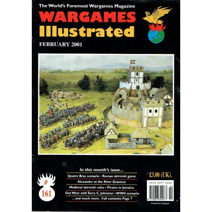 Wargames Illustrated N° 161 (The World's Foremost Wargames Magazine) 001