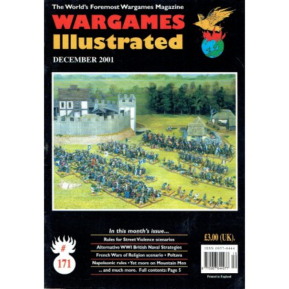 Wargames Illustrated N° 171 (The World's Foremost Wargames Magazine) 001