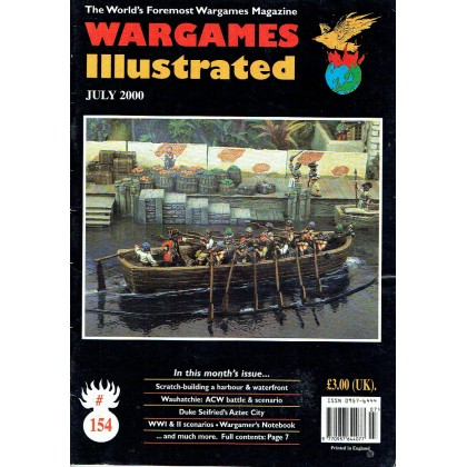 Wargames Illustrated N° 154 (The World's Foremost Wargames Magazine) 001