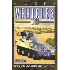 Vehicles Lite (jdr GURPS First edition en VO)