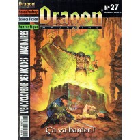 Dragon Magazine N° 27 (L'Encyclopédie des Mondes Imaginaires) 003