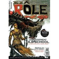 Jeu de Rôle Magazine N° 19 (revue de jeux de rôles) 001