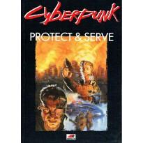 Protect & Serve (jdr Cyberpunk 1ère édition en VF) 004