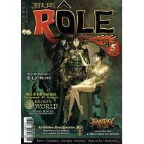Jeu de Rôle Magazine N° 23 (revue de jeux de rôles) 001