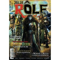 Jeu de Rôle Magazine N° 22 (revue de jeux de rôles) 001