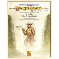 Dragonlance - DLR2 Taladas: The Minotaurs (AD&D 2ème édition)