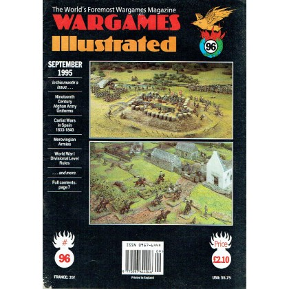 Wargames Illustrated N° 96 (The World's Foremost Wargames Magazine) 001