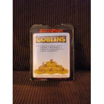 Goblins - Héros & Commandants 1 (figurines fantastiques Demonworld) 001