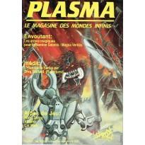 Plasma N° 2 (magazine des jeux de rôles des éditions Siroz) 001