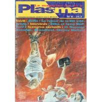 Plasma N° 8 (magazine des jeux de rôles des éditions Siroz) 001