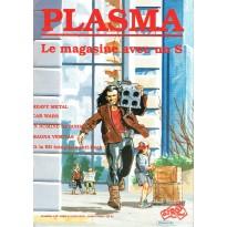 Plasma N° 6 (magazine des jeux de rôles des éditions Siroz) 001