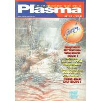 Plasma N° 12 (magazine des jeux de rôles des éditions Siroz) 001