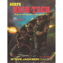 High-Tech (jdr GURPS Second edition en VO)