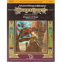 Dragonlance - DL3 Dragons of Hope 002 (AD&D 1ère édition)