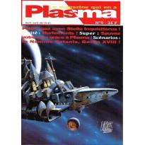 Plasma N° 9 (magazine des jeux de rôles des éditions Siroz) 001
