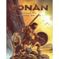 Conan d20 System - Ecran du Maître de Jeu (jdr en VF) 002