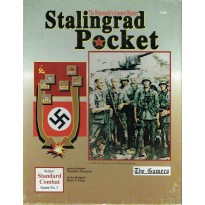 Stalingrad Pocket - The Wehrmacht's greatest disaster (wargame The Gamers) 001