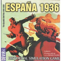 Espana 1936 - The Spanish Civil War 1936-1939 (wargame Devil en VO) 001
