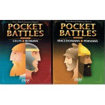 Lot de 2 boîtes Pocket Battles (wargames Z-Man games en VO) 001