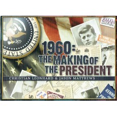 1960 - The Making of the President (jeu de stratégie Z-Man games en VF)