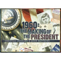 1960 - The Making of the President (jeu de stratégie Z-Man games en VF) 001