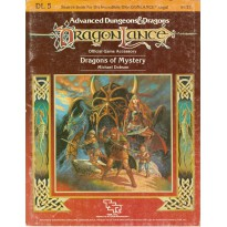 Dragonlance - DL5 Dragons of Mystery 001 (AD&D 1ère édition)